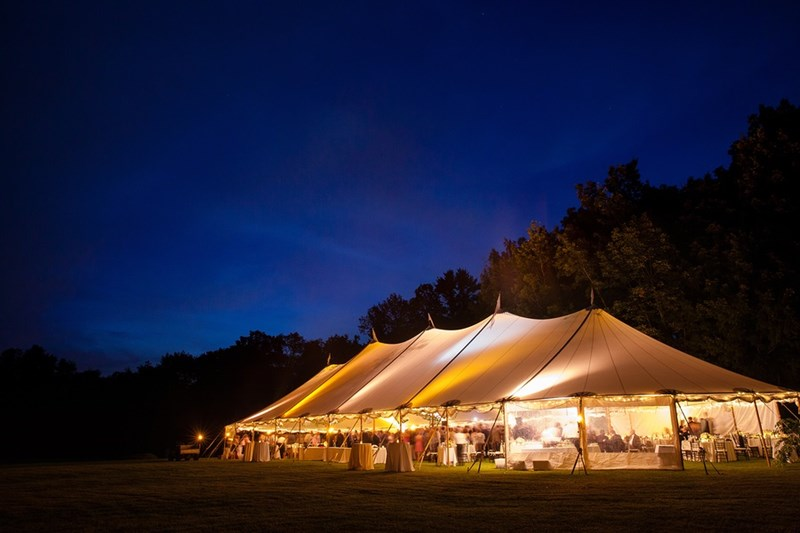 I Do! Wedding Tent Rental Ideas for the Perfect Ceremony