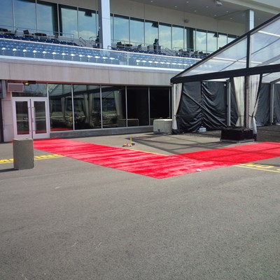 Red Carpet Private Event